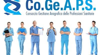 Attivazione nuova funzionalità del portale CoGeAPS a supporto delle professioni sanitarie coinvolte dal riordino previsto dalla legge 3/2018