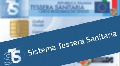 Comunicazione dati sistema Tessera sanitaria per gli iscritti agli Elenchi speciali a esaurimento di cui al DM 9 agosto 2019